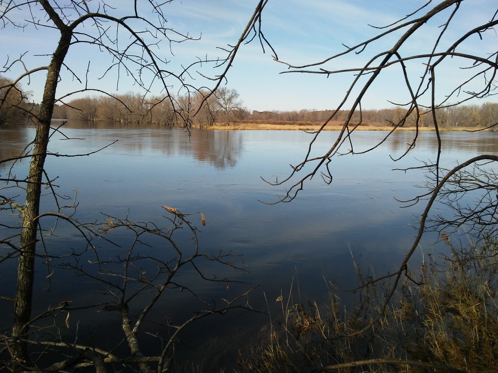 Crow Wing River in Minnesota